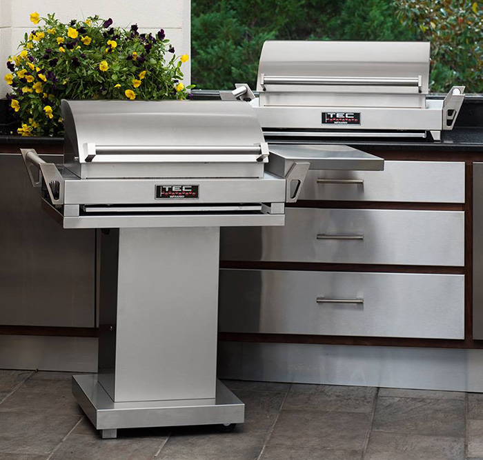 BBQ Grill Store in Lubbock, TX | Outdoor Kitchen Grills